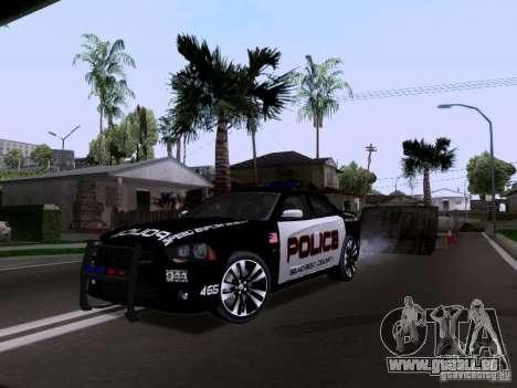 Dodge Charger SRT8 2011 V1.0 pour GTA San Andreas