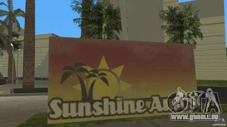 Sunshine Stunt Set für GTA Vice City zweiten Screenshot