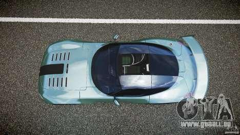 Devon GTX 10 v1.0 pour GTA 4 Vue arrière