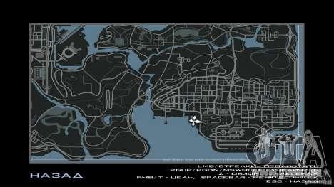 HUD by Neo40131 pour GTA San Andreas quatrième écran