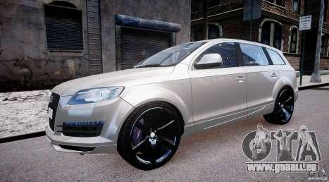 Audi Q7 LED Edit 2009 pour GTA 4