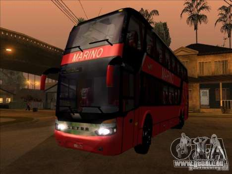 Setra S 417 HDI für GTA San Andreas