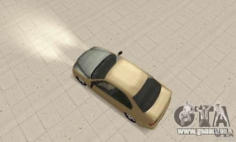 Bmw 528i für GTA San Andreas rechten Ansicht