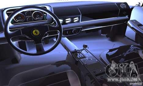 Ferrari 512 TR pour GTA San Andreas vue de côté