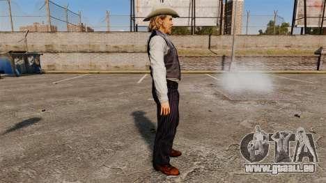 Jeff Bridges (Roy Palsifer) pour GTA 4 secondes d'écran