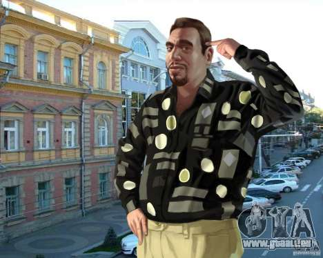 Écrans de chargement ville Stavropol pour GTA 4 troisième écran