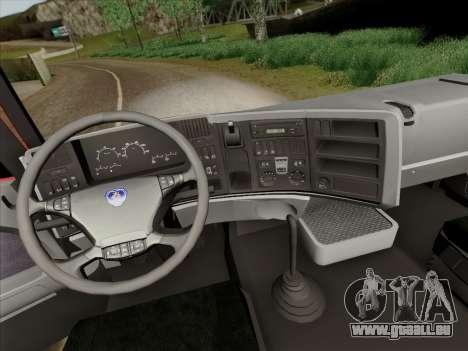 Scania R620 Brahma für GTA San Andreas Motor