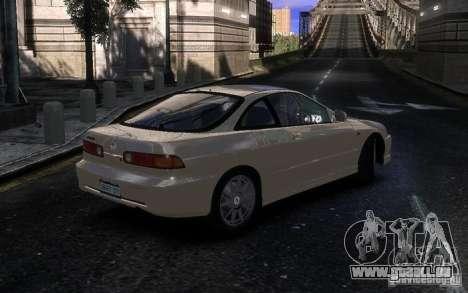 Honda Integra Type R pour GTA 4 est un droit