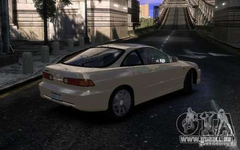 Honda Integra Type R für GTA 4 rechte Ansicht