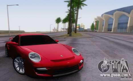 Porsche 911 GT2 für GTA San Andreas Rückansicht