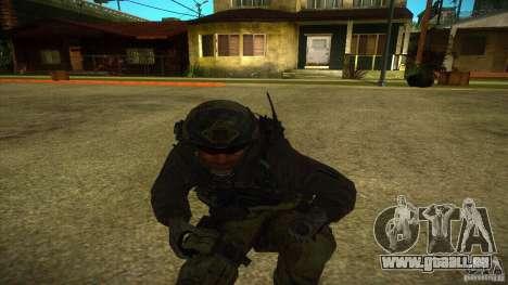 Sandman pour GTA San Andreas cinquième écran