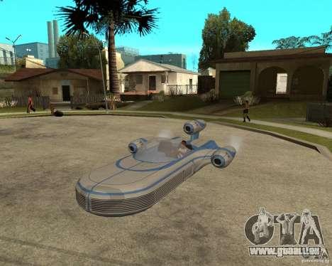 X34 Landspeeder pour GTA San Andreas