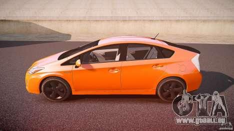 Toyota Prius 2011 pour GTA 4 est une gauche