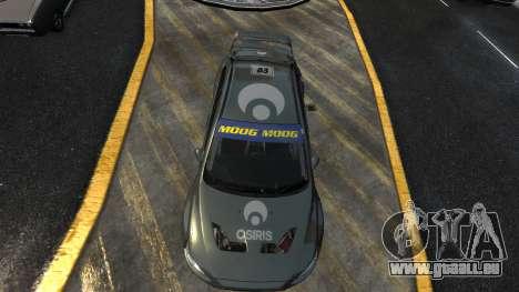 Mitsubishi Lancer Evolution für GTA 4 linke Ansicht