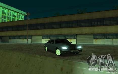 GAZ 31105 coupé pour GTA San Andreas