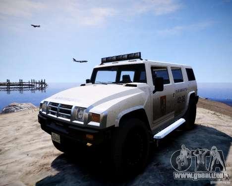 Russian NOOSE Patriot pour GTA 4