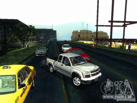 Chevrolet Colorado 2003 für GTA San Andreas