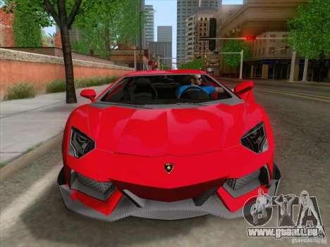 Alarme Mod v3.0 pour GTA San Andreas deuxième écran