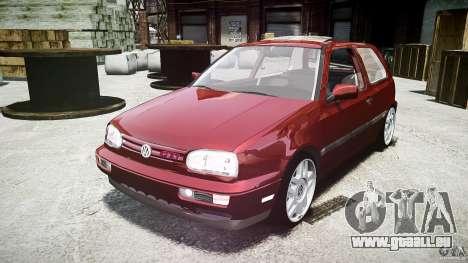 Volkswagen Golf MK3 GTI pour GTA 4