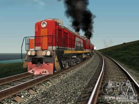 Tem2-6883 RZD pour GTA San Andreas