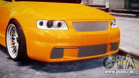 Audi A3 Tuning für GTA 4 Räder