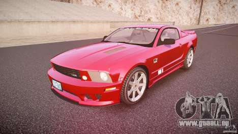 Saleen S281 Extreme - v1.1 pour GTA 4