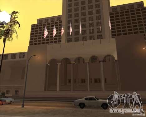 Neue Texturen des Rathauses für GTA San Andreas