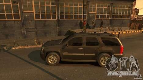 GMC Yukon 2010 für GTA 4 linke Ansicht