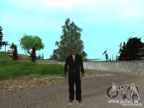CJ Mafia Skin pour GTA San Andreas