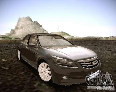 Honda Accord 2011 für GTA San Andreas rechten Ansicht