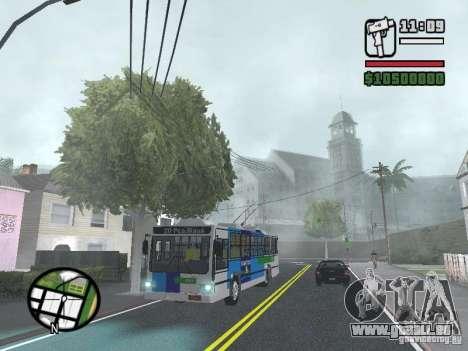 Cobrasma Monobloco Patrol II Trolerbus für GTA San Andreas