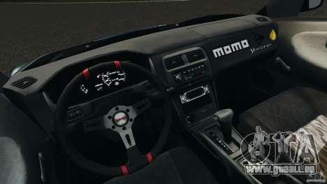Nissan 240SX Time Attack pour GTA 4 Vue arrière