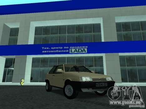 VAZ 2108 CR v. 2 für GTA San Andreas