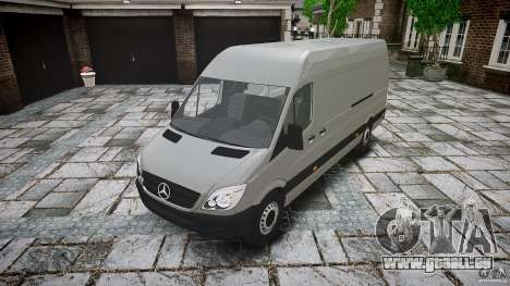 Mercedes Benz Sprinter Long Version pour GTA 4