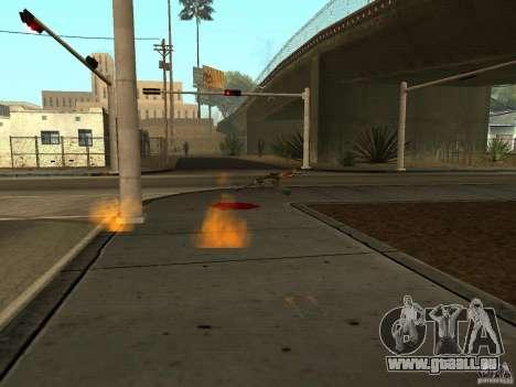 Inländischen Waffen-Version 1.5 für GTA San Andreas her Screenshot
