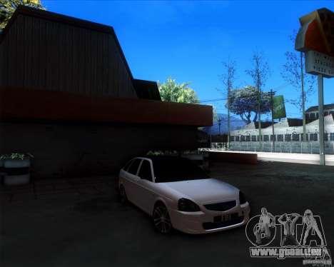 LADA PRIORA 2172 für GTA San Andreas