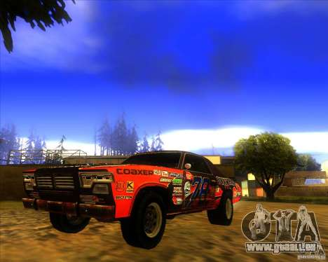 Bonecracker von FlatOut 1 für GTA San Andreas