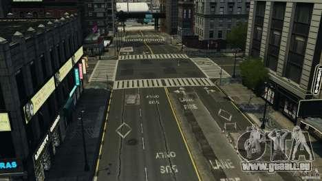 Ville vide pour GTA 4