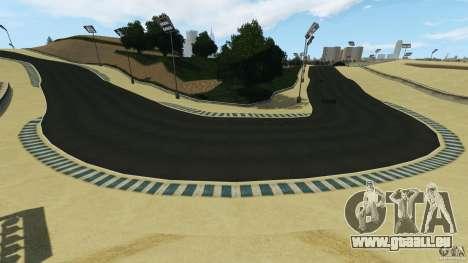 Laguna Seca [HD] Retexture für GTA 4 elften Screenshot