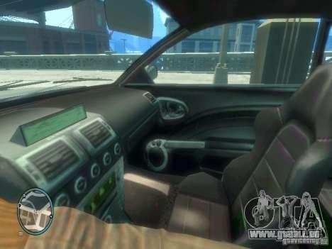 Type de voiture pour GTA 4 secondes d'écran