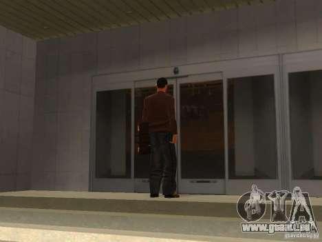 Oživlënie Krankenhäuser in Los Santos für GTA San Andreas her Screenshot