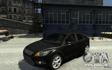 Ford Focus 2009 pour GTA 4