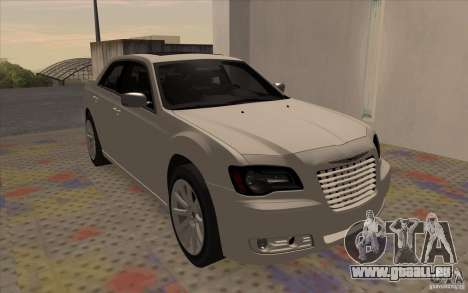 Chrysler 300C pour GTA San Andreas laissé vue