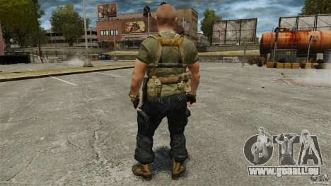 Jason Hudson für GTA 4 dritte Screenshot