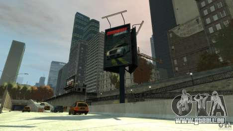 New gas station für GTA 4 siebten Screenshot