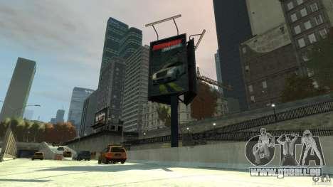 New gas station für GTA 4 siebten Screenshot