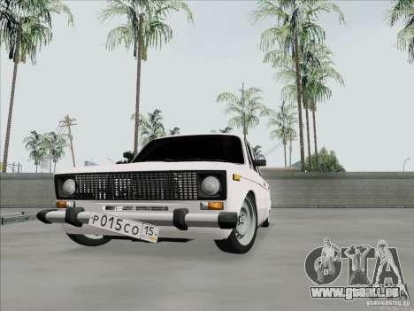 BPAN VAZ 2106 pour GTA San Andreas