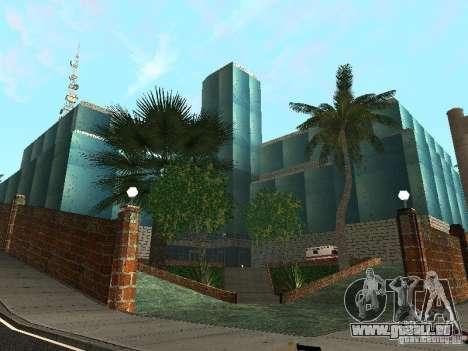 Obnovlënyj Krankenhaus von Los Santos v. 2.0 für GTA San Andreas