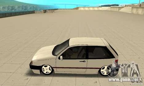 Fiat Tipo 2.0 16V 1995 pour GTA San Andreas laissé vue