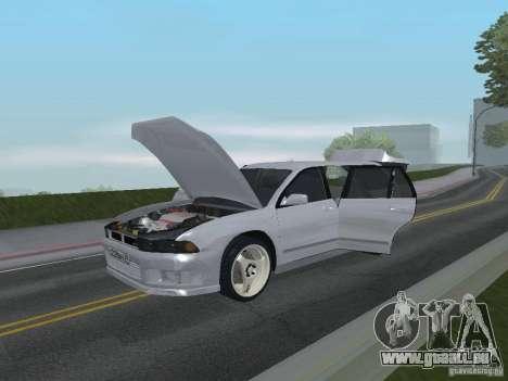 Mitsubishi Legnum für GTA San Andreas Innenansicht